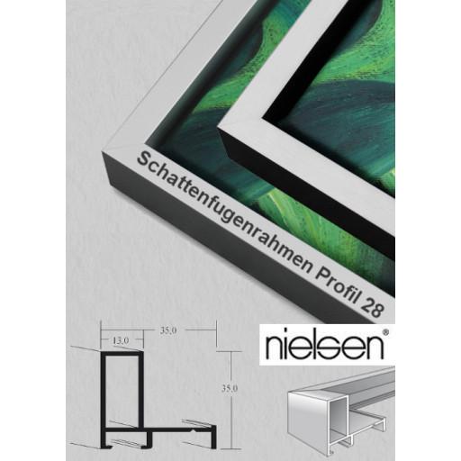 schattenfugenrahmen alu profil 28 schattenfugen rahmen. Black Bedroom Furniture Sets. Home Design Ideas