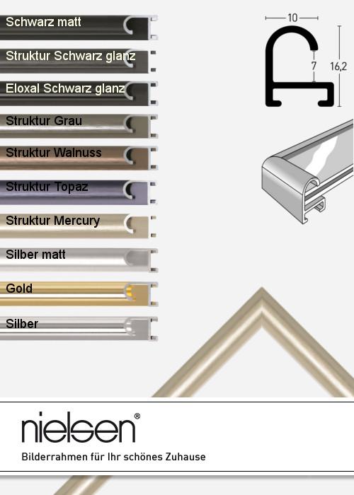 alurahmen profil 7 alubilderrahmen nach ma ma anfertigung. Black Bedroom Furniture Sets. Home Design Ideas