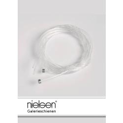 Nielsen Perlonseile mit Tellergleiter