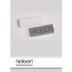 Nielsen Endkappe für Galerieleiste Economy