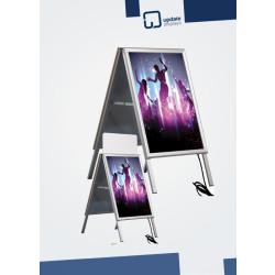 Kundenstopper Classic LED  59,4 x 84,1 cm (A1)